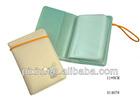 Handmade leather cute business card holder on sale