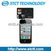 T-DES Encrypting 3.5mm Audio Jack Mobile Phone Credit Card Reader with Free SDK