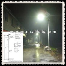 solar panels street lights kits. PV panel led, battery led. 60w led street lighting high power