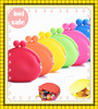 silicone pouches/Silicone Coin Pouch,Silicone Cosmetic Bag 2013,Silicone