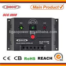 8A 12 volt solar power energy collecter/8a solar energy controller/8a solar power generation