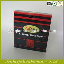 display box for light packaging / distribution box, take away food packaging box