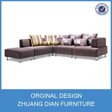 Moderne salon rom canapé bas prix 2014 ZD062