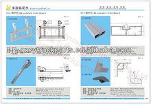 aluminum profile,truck door lock ,aluminum corner edge