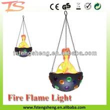 Designer creative hanging hurricane lamp