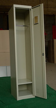 steel change clothes hanging system locker cabinet