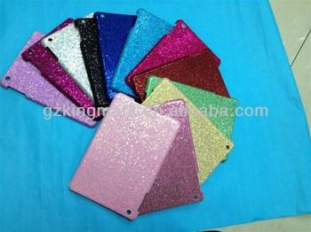 For Apple iPad Mini PC Case/Wholesale Shiny Glitter Back PC Case for Apple iPad Mini