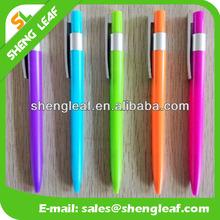 Elegant pens stylus color ballpen ballpoint pen
