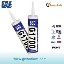fast cure windshield bulk silicone sealant