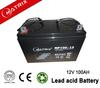 Dry ups battery 12v 100AH Battery