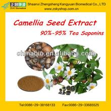 Natural 90%-95% Tea Saponins form Camellia Oleifera Seed Extract