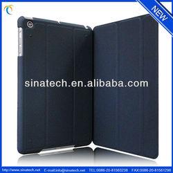 Smart case for ipad mini 2,for new ipad mini 2 smart case,hot sellig !
