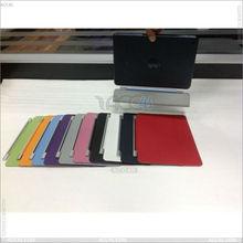 Intelligent ultra-thin leather smart Cover Case for mini ipad case/for iPad Mini case