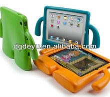 Colorful anti-shock silicone case for iPad mini
