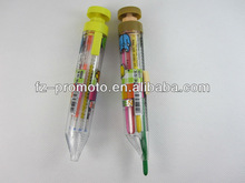New Hot Sale PVC Promotional Finger Ball Pen for Gift