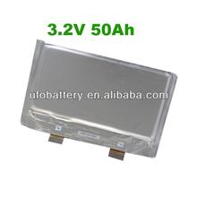 EV Battery 3.2v 50Ah Lithium Iron Phosphate Rechargeble Battery For Electric car,Electric Electric motorcycle