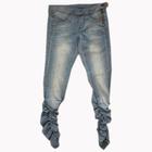 Wholesale jeans factory latest design jeans pants for girl KTJ-025