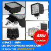 Hot sale! for all 9-32v vehicles 48w auto led working light 4x4 off road led lights car
