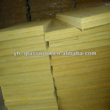 Glass wool board sundproof and thermal insulation for exterior and curtain wall