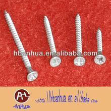 drywall screw, galvanized