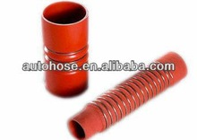 CAC Straight Silicone Rubber Hose with Smooth Wipe Down Finish for Automobile