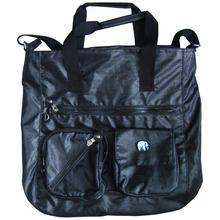women nylon tote handbag bag with shoulde strap for girl