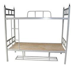 Double Decker Metal Bed,Metal Bunk Bed,Bedroom Set - Buy Metal Bunk ...