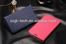 Original Flip leather case For Samsung Galaxy N9000 Note 3 case