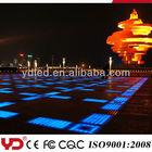 YD IP68 Waterproof recessed outdoors wall led lights
