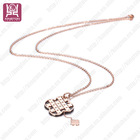 fashion new design long necklaces jewelry