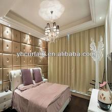 luxury manual hotel curtain popular use 2013