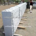 China grey wall granite