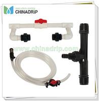 "Drip irrigation fertilizer injector 3/4"""