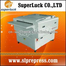 PVC Tank Thermal CTP Plate Washing Machine