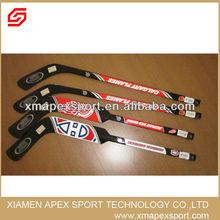 custom composite mini hockey stick
