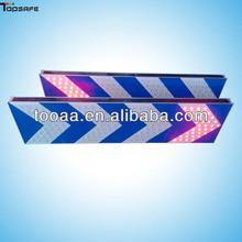 Solar LED Fabric Traffic Signs