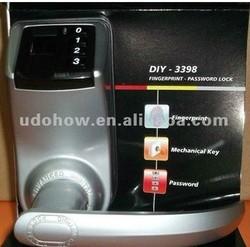 ADEL Biometric Fingerprint Door Lock factory (DH-3398Y)