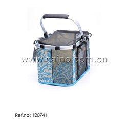 pet bag, dog bag,dog carrying bag,pet carrying bag, dog bicycle bag,dog bicycle basket(120741)