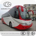 high class 12m luxury passenger bus diesel coach adjustable seats bus