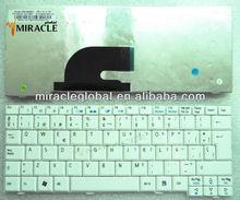 Laptop keyboard for ACER Aspire One KAV60 KAVA0 D150 ZG8 ZG5 531 D250 white PO FR TW TR SP CR Danish