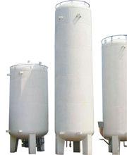 Vertical LPG storage tank