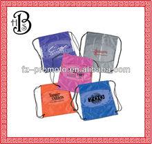 New design full printing pink eco-friendly 210T folding shopping bag