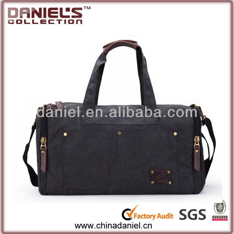 Leather Travel Bag Wholesale Luggage Bag