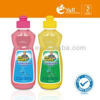 Elegant Appearance!Chemical Formula Concentrate Dishwashing Liquid