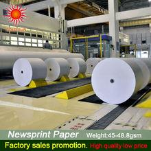 48.8gsm news printing paper