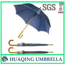 Blue Auto Straight Umbrella Company