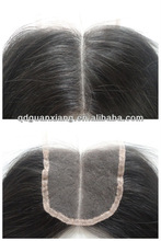 "Very popular center part 4"" * 4"" Lace Closure Piece Direct from Factory"