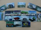 souvenir fridge magnet stickers for promotion