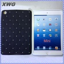 Fashion Studded diamond stars Bling case for ipad mini