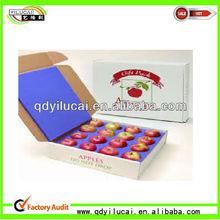Custom Top-grade Apple Carton Boxes & Fruit Packaging Boxes